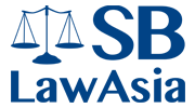 SB Law Asia Logo